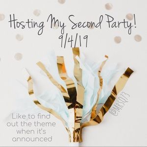 Co-Hosting My 2nd Party!!